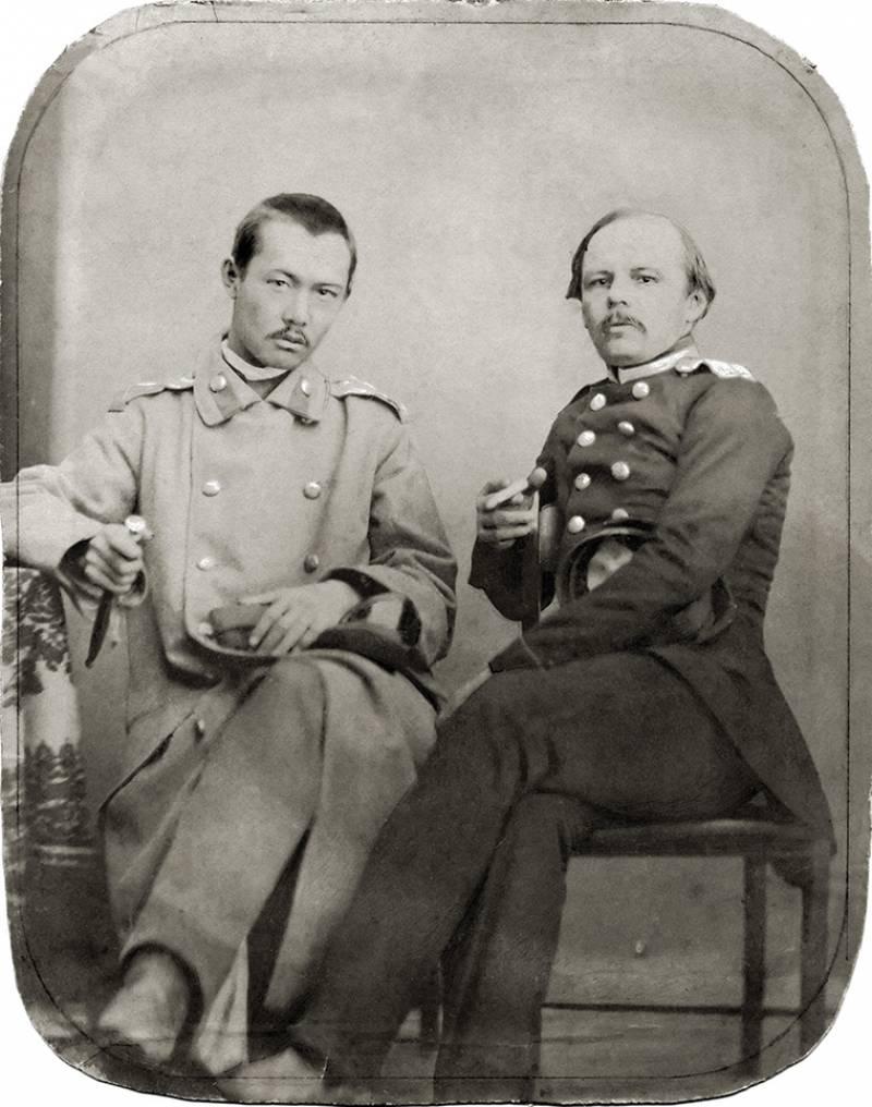 Fyodor M. Dostoevsky, 1858