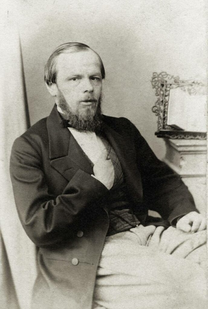 Fyodor M. Dostoevsky, 1865